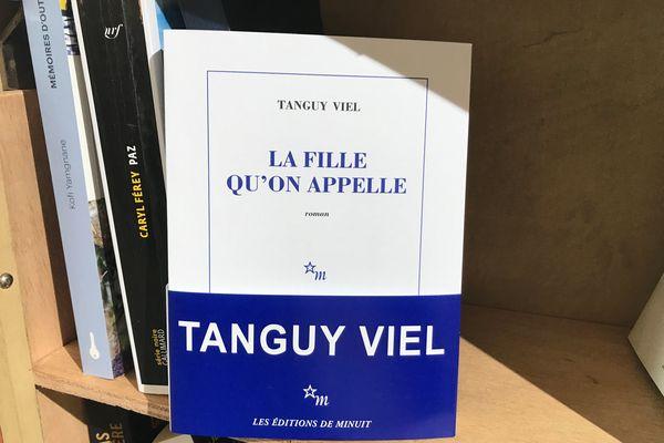 """""""La fille qu'on appelle"""" le dernier roman de Tanguy Viel (Editions de Minuit)"""