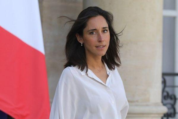 Le secrétaire d'Etat à la Transition Écologique Brune Poirson.