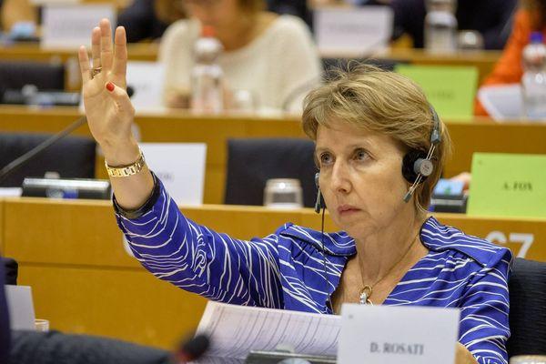 Anne Sander - Députée européenne depuis 2014 dans le groupe majoritaire du Parti Populaire Européen