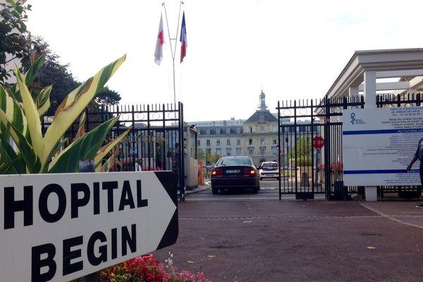 L'hôpital militaire Bégin, à Saint-Mandé (Val-de-Marne).