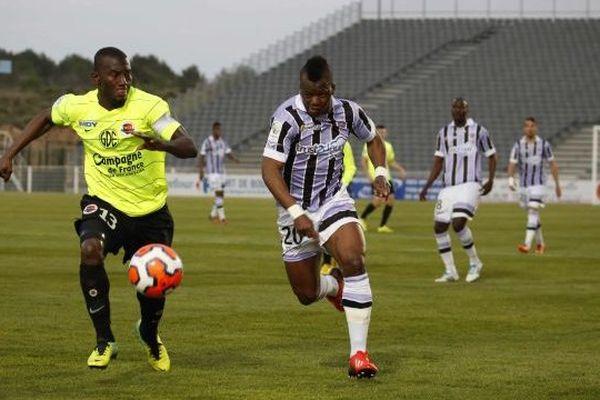 Istres-Caen, 32ème journée de Ligue 2, 11 avril 2014