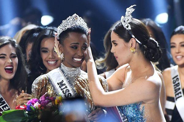 Miss Afrique du Sud, Zozibini Tunzi, couronnée