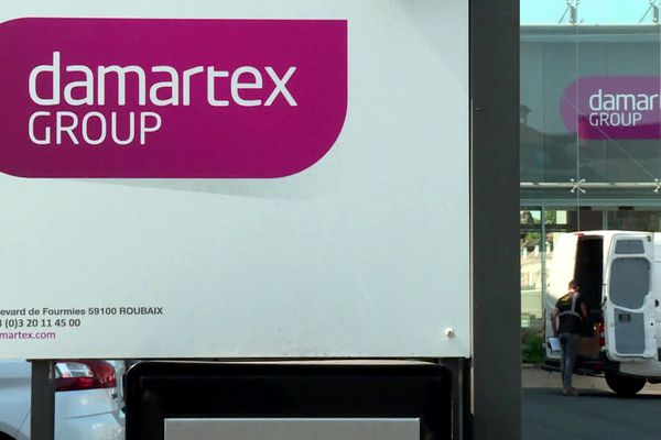 Le siège social du groupe Damartex à Roubaix.