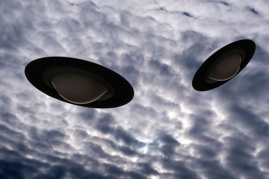 """OVNI : 9 cas """"inexpliqués"""" en région parisienne"""