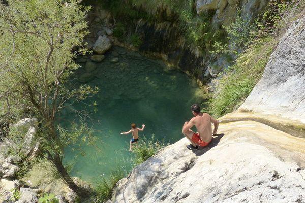 L'oasis de Planfaé... idéale pour s'amuser !