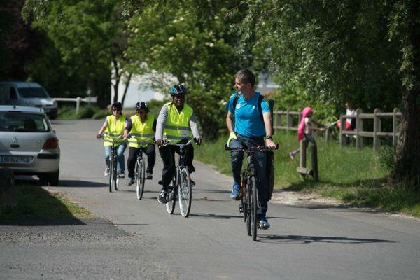 En 2019 en Essonne, département pilote pour le projet vélo express