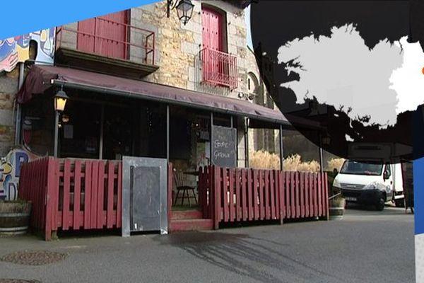 Le Bardac à Saint-Aubin-du-Cormier