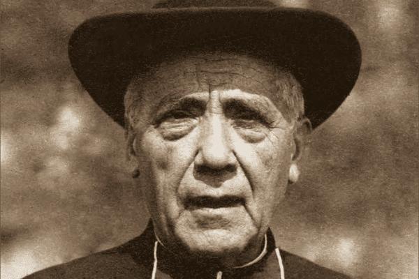 L'abbé Jean-Baptiste Fouque
