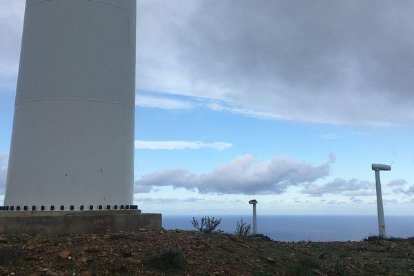 13 éoliennes nouvelle génération prendront la place des 20 anciennes machines, technologiquement dépassées.