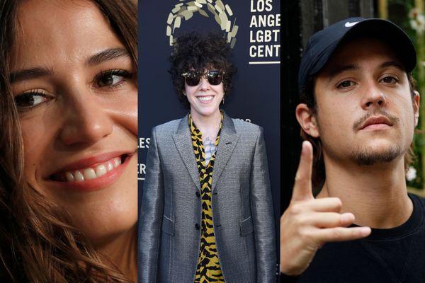 Les trois artistes devaient faire partie de l'édition 2020 du festival.