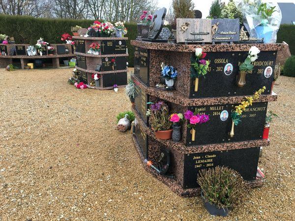 Le columbarium est une alternative choisie par de nombreuses personnes pour y installer une urne