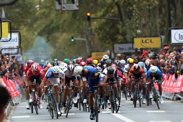 Arrivée au sprint pour le Paris-Tours 2018?