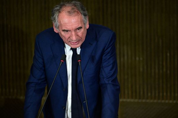 François Bayrou a été réélu à 96 % patron du Modem samedi 5 décembre 2020.