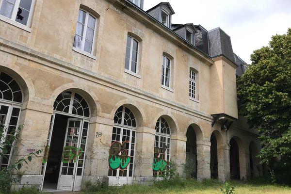 Le foyer Sainte-Marie est promis à un projet immobilier, dénoncé par un collectif rouennais d'associations.