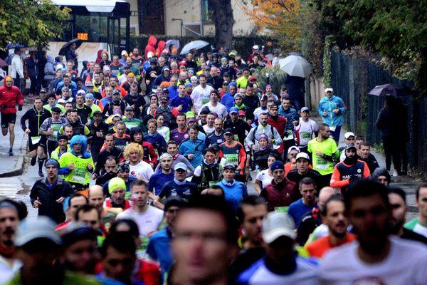 15e édition du Marathon International du Beaujolais (2019)