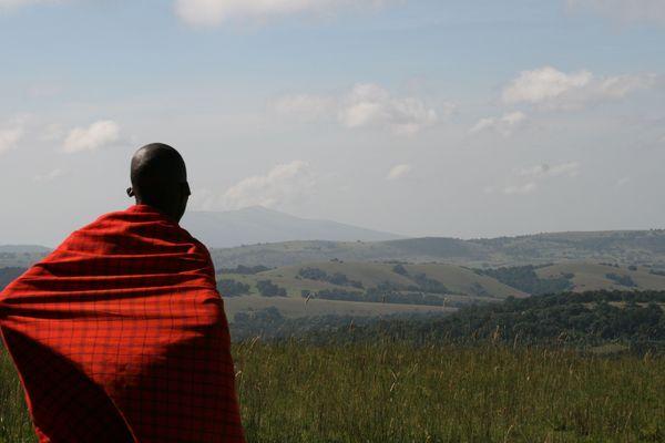 Le peuple Massaï réside entre le Kenya et la Tanzanie. Il sera invité au forum des peuples racines à Strasbourg.