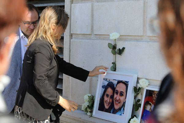 Lundi 1er octobre 2017 Mauranne et Laura étaient assassinées par le terroriste Ahmed Hanachi, sur l esplanade de la gare Saint Charles à Marseille