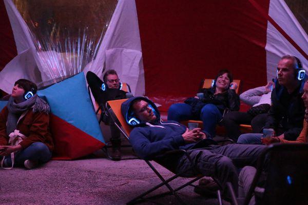 Festival Détonation activée silent party