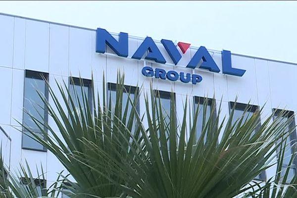 A Ollioules, l'un des 3 sites varois de Naval Group emploie plus de 1000 personnes.