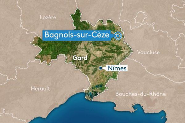Bagnols-sur-Cèze (Gard)