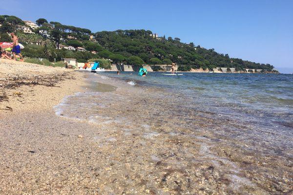 """Sainte-Maxime, sur la cote varoise, a elle obtenu le label prestigieux de """"station touristique classée""""."""