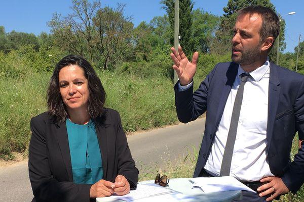 Une alliance confirmée entre Michaël Delafosse et Coralie Mantion