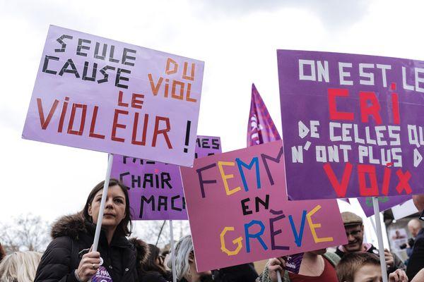 Le Collectif pour les Droits des Femmes 06 organise deux mobilisations à Nice.