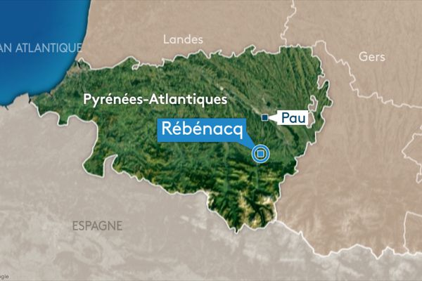 Un grave accident de la circulation est survenu ce vendredi matin à Rébénacq.