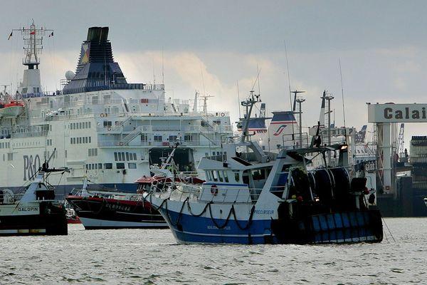 Le détroit du Pas-de-Calais est la voie maritime le plus fréquenté au monde.