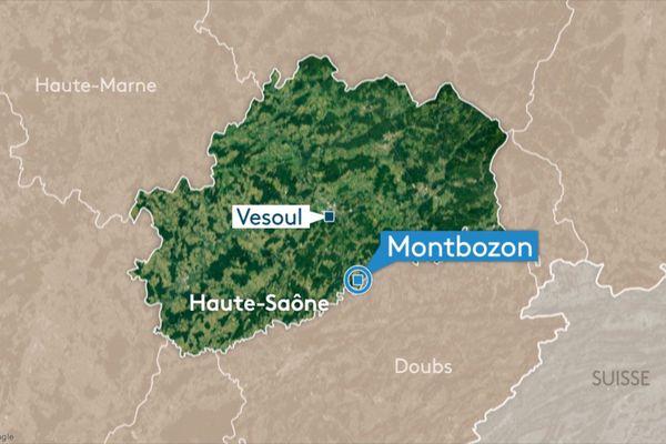 Les pompiers sont intervenus au pôle éducatif de Montbozon pour des cas d'intoxication au monoxyde de carbone.