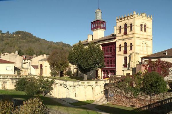 Au nord du Lot-et-Garonne, Castelmoron-sur-Lot compte 1700 habitants.