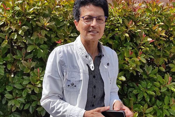 La tête de liste LO Farida Megdoud en mai 2021