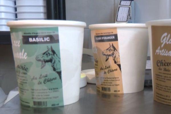 Alpes-Maritimes : ils vendent des glaces au lait de chèvre pour sauver leur ferme pédagogique