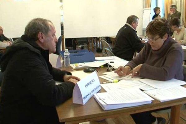 Dépot des candidatures pour les élections municipales à la préfecture de la Dordogne