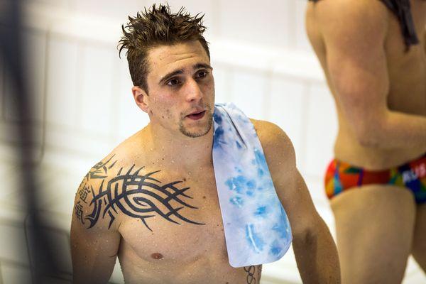 Pour ses troisièmes JO, Matthieu Rosset laisse le tremplin à 3 mètres pour la plate-forme à 10 mètres