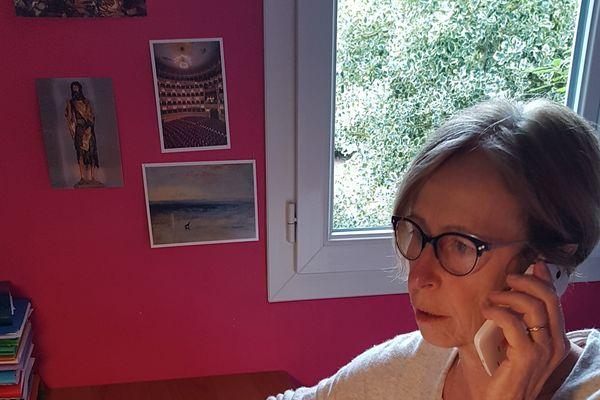 Martine FRUGIER   Psychologue scolaire en Haute-Vienne