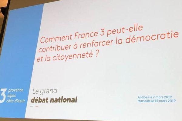 Grand débat national : votre télé régionale vous donne la parole