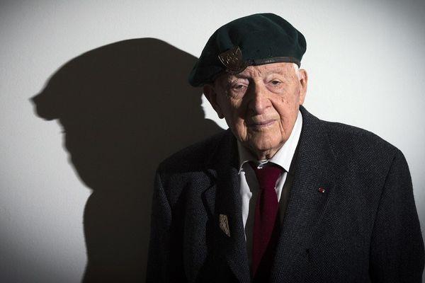 Hubert Faure, photographié le 8 avril 2014 à Paris.
