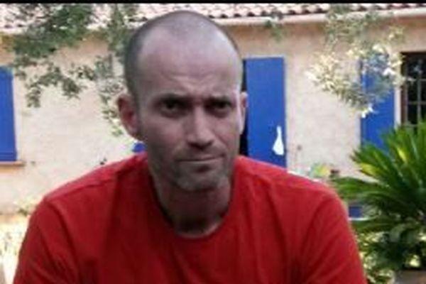 Jean-Charles Bottero, 46 ans, est parti faire du vélo le mardi 22 janvier.n-Charles Bottero