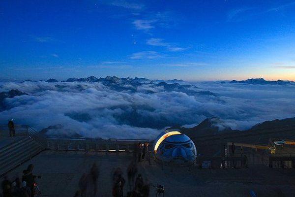 Les nuits étoilées au Pic du Midi