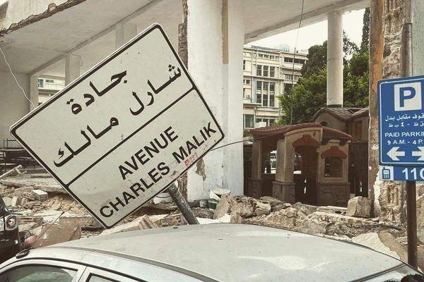 Les explosions dans la capitale libanaise le 4 août 2020 ont tué au moins 171 personnes et blessé 6000 autres.