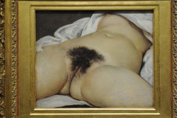 Gustave Courbet : l'origine du monde