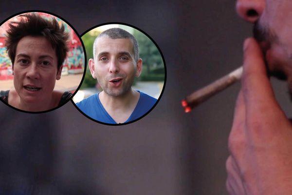 En Tunisie le Parti de la feuille se bat pour la dépénalisation du cannabis, en France un projet de légalisation du cannabis thérapeutique est à l'étude