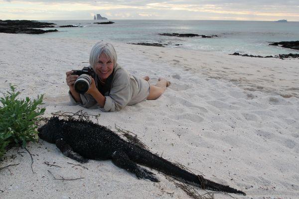 Sabine Trensz, la photo de la nature et de ses trésors, c'est sa vie