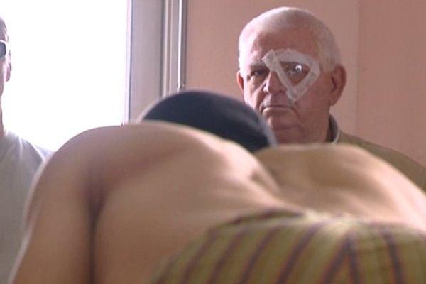 Intrusion dansée dans un service d'ophtalmologie- Hôpital Edouard Herriot- Lyon le 11/10/2013