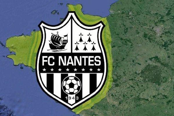 Le FC Nantes prêt à annexer la Bretagne