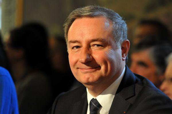 Jean-Luc Moudenc, le maire de Toulouse