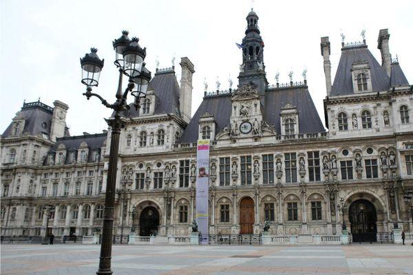 Hôtel de Ville de Paris - AFP