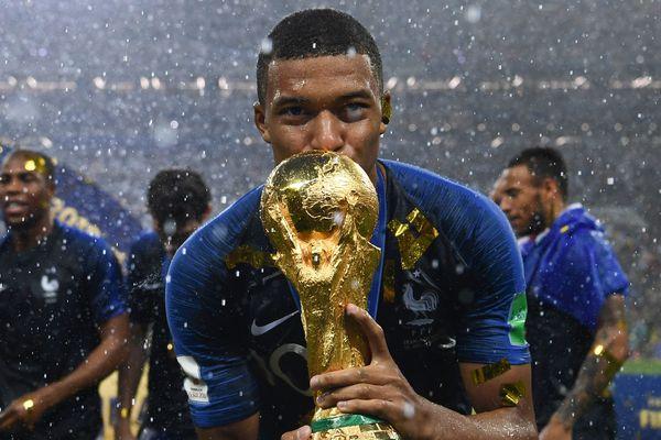 MBappé Champion du Monde