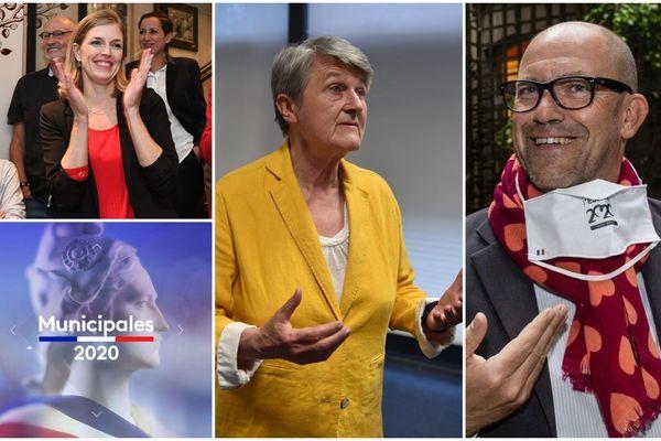 Carole Gandon, Bernadette Malgorn, Hervé Guihard et bien d'autres ont marqué la soirée électorale par leurs petites phrases